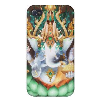 Galactik Ganesh Iphone case iPhone 4 Covers