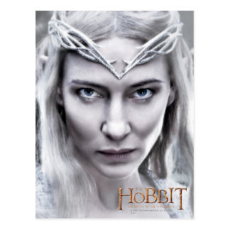 Galadriel Close Up Postcard