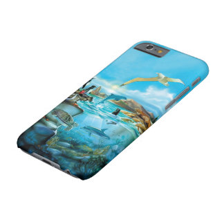 Galapagos Animals Barely There iPhone 6 Case