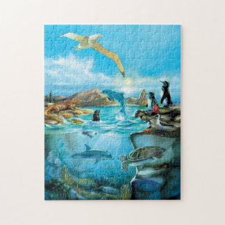 Galapagos Animals Puzzle
