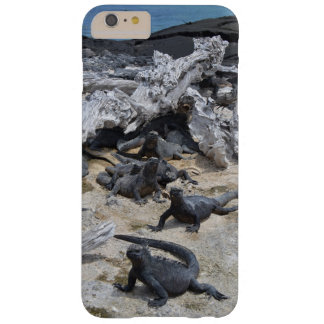 Galapagos Collection - Marine Iguanas Barely There iPhone 6 Plus Case