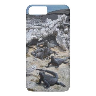 Galapagos Collection - Marine Iguanas iPhone 7 Plus Case
