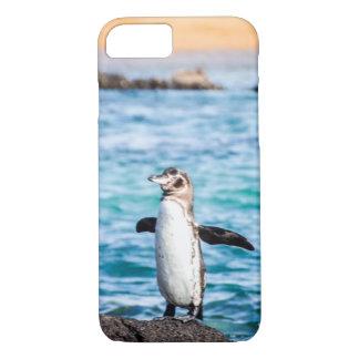Galapagos Island Penguin Phone Case