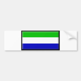 Galapagos Islands Flag Bumper Stickers