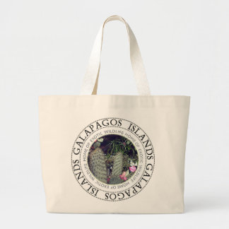Galapagos Islands Flowering Cactus tote Bag