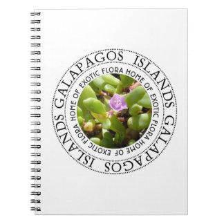 Galapagos Islands Sesuvium Notebook
