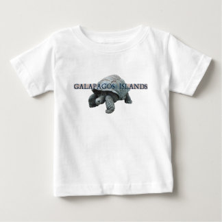 Galapagos Islands Tortoise Baby T-Shirt