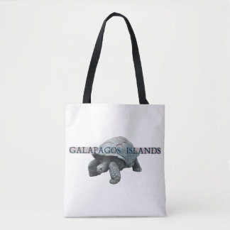 Galapagos Islands Tortoise Tote Bag