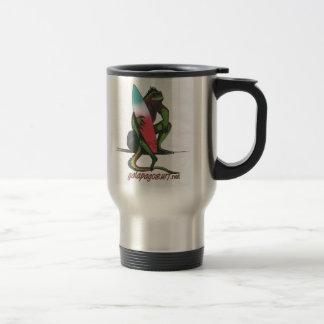 Galapagosurf Travel Travel Mug