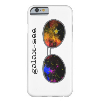 Galas-See Space Stars Sunglasses Galaxy Barely There iPhone 6 Case