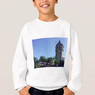 Galata Tower Inspired Sweatshirt