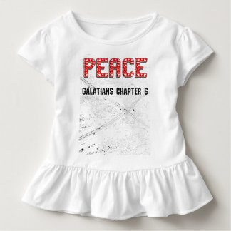 Galatians Chapter 6 Toddler T-shirt