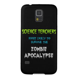 Galaxie S5 ScienceTeacherApocalypse de Samsung Coque Galaxy S5