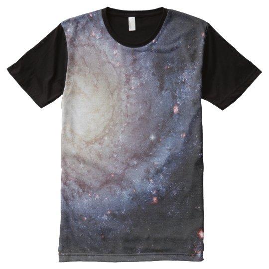 Galaxy 221 All-Over-Print T-Shirt