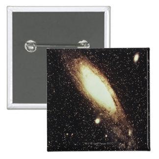 Galaxy 2 Inch Square Button