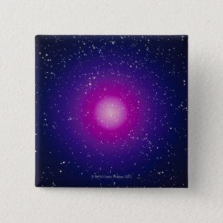 Galaxy 3 2 inch square button