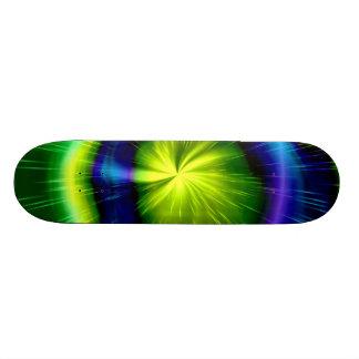 Galaxy Abstract Art 2 Skate Board