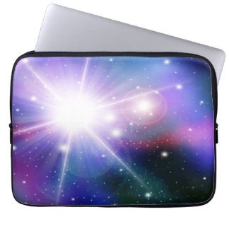Galaxy Abstract Art 8 Laptop Sleeve