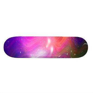 Galaxy Abstract Art 8 Skate Board Deck