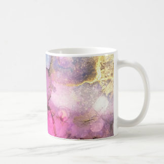 Galaxy - Abstract Ink Art Coffee Mug