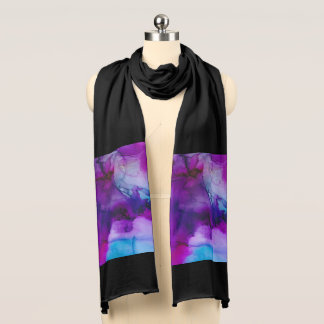 Galaxy Abstract Scarf