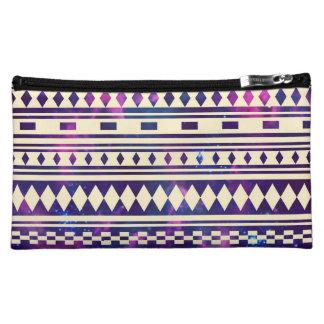 Galaxy andes aztec cosmetic bag