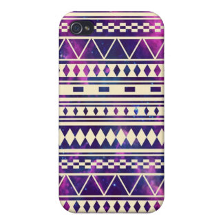 Galaxy andes aztec iPhone 4/4S case