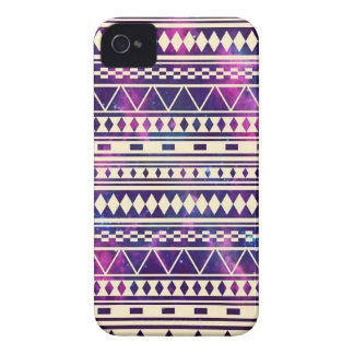 Galaxy andes aztec iPhone 4 case