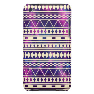 Galaxy andes aztec iPod Case-Mate case