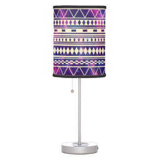 Galaxy andes aztec table lamp