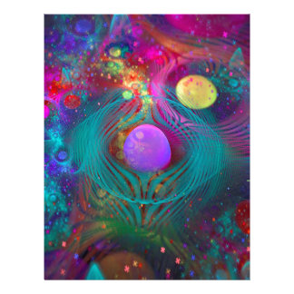 Galaxy Art Letterhead