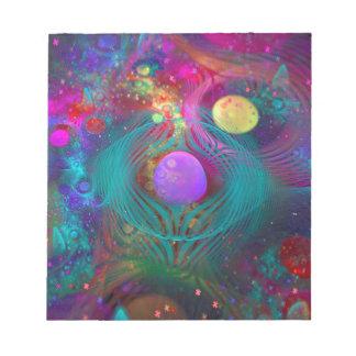 Galaxy Art Notepads