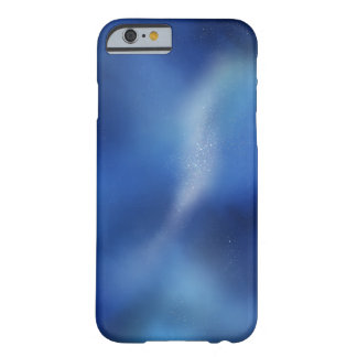 Galaxy Blue Barely There iPhone 6 Case