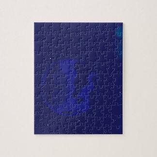 Galaxy Blur Jigsaw Puzzle