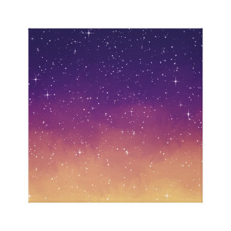 Galaxy Canvas Room and Home Decor