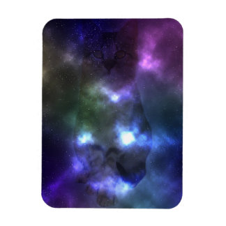 "Galaxy Cat 3""x 4"" Photo Magnet"
