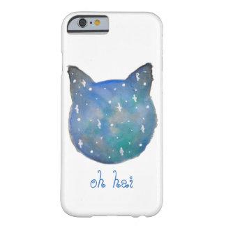 Galaxy Cat Phone Case
