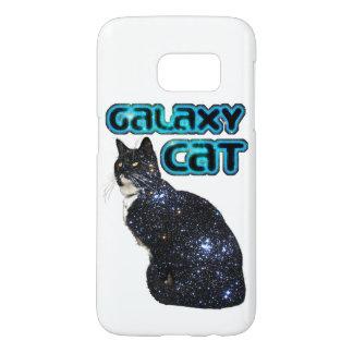 Galaxy Cat Samsung Galaxy S7 Case