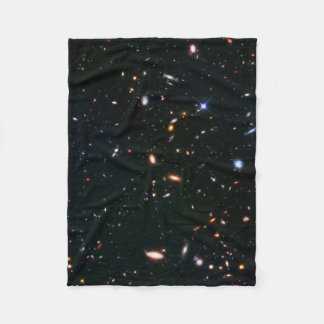Galaxy Cluster Abel Fleece Blanket