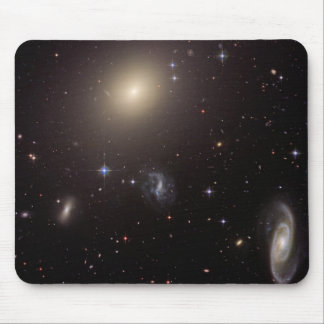 Galaxy Cluster Abell S0740 Mouse Pad