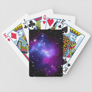 Galaxy Cluster MACS J0717 (Hubble Telescope) Bicycle Playing Cards