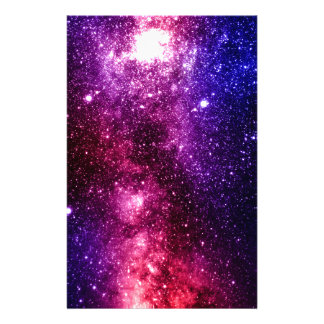 Galaxy Custom Stationery