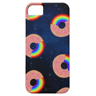 Galaxy Donut Rainbows iPhone 5 Cover