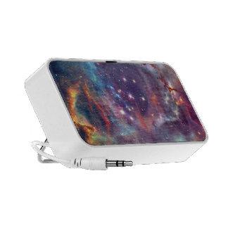 Galaxy Doodle by OrigAudio™ iPod Speaker