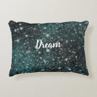 Galaxy Dream Decorative Pillow