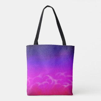 Galaxy Dream Tote Bag