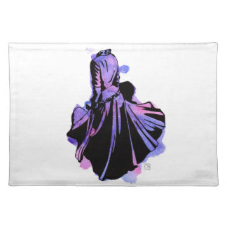 Galaxy Dress Placemat