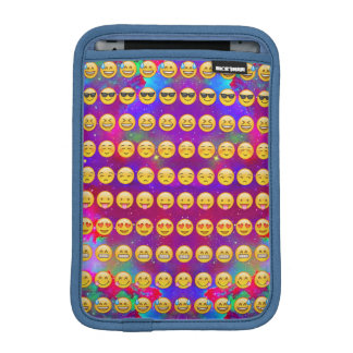 Galaxy Emojis iPad Mini Sleeve