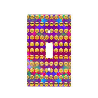 Galaxy Emojis Light Switch Cover