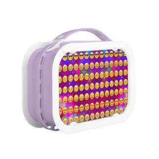 Galaxy Emojis Lunchboxes